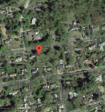 Residential Lots & Land For Sale: 23 & 25 Garrison Road