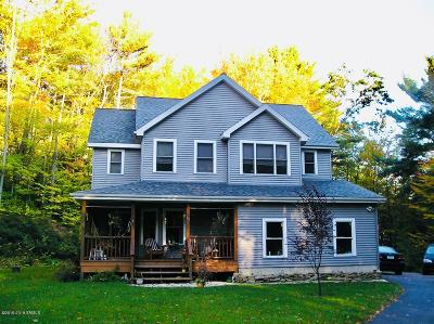 Bolton Single Family Home For Sale: 18 Mountain Dr