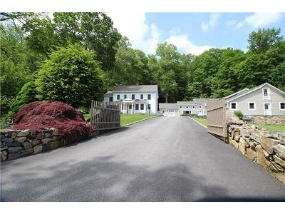 Katonah Single Family Home For Sale: 251 , 263 Todd Road