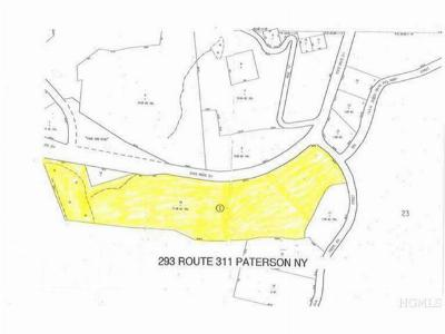 Putnam County Residential Lots & Land For Sale: 293 Route 311