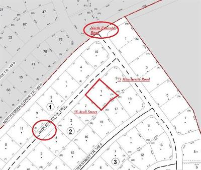 Residential Lots & Land For Sale: Avon Street