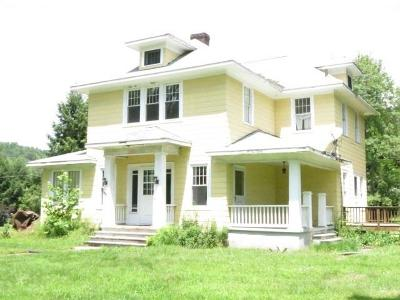 Single Family Home Sold: 4318 State Route 17b