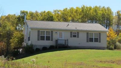 Single Family Home Sold: 870 Bert Medlar Road