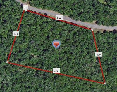 Residential Lots & Land Sold: Lot 74 Perry Pond Road