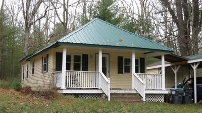 Single Family Home Sold: 223 Yulan-Barryville Road