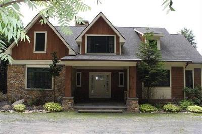 Sullivan County Single Family Home For Sale: 288 Kenoza Trail
