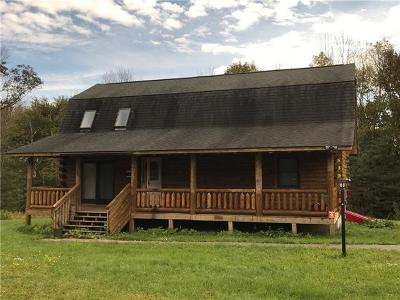 Sullivan County Single Family Home For Sale: 1 Blackberry Lake Road