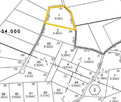 Delaware County Residential Lots & Land For Sale: Stevens Road