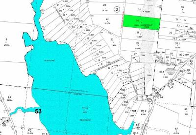 Residential Lots & Land For Sale: 40.-2-30 Black Lake Road