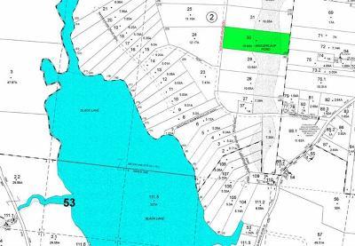 Bethel Residential Lots & Land For Sale: 40.-2-30 Black Lake Road