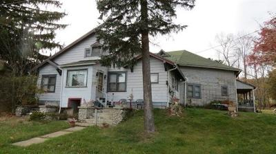 Single Family Home Sold: 6706 State Route 52