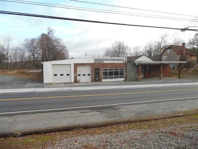 Monticello Commercial For Sale: 106 Jefferson Street