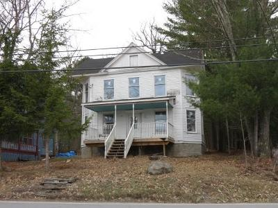 Single Family Home Sold: 6646 State Route 52