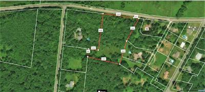 Residential Lots & Land For Sale: Sackett Lake Road