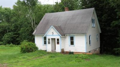 Single Family Home Sold: 265 Perkins Pond Road