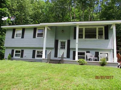 Napanoch NY Single Family Home Sold: $155,000