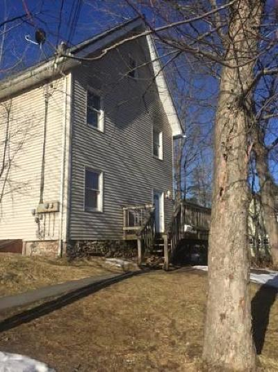 Liberty Multi Family 2-4 For Sale: 84 Webster