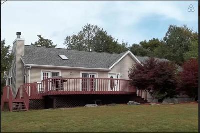 Single Family Home For Sale: 10 Black Bear