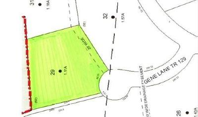 Residential Lots & Land For Sale: Gene Ln Trail 129
