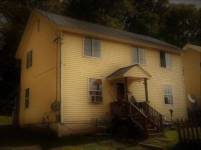 Multi Family 2-4 For Sale: 540 Old Route 17
