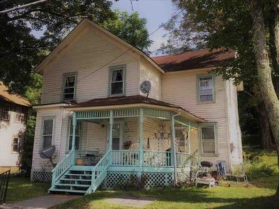 Multi Family 2-4 For Sale: 544 Old Route 17