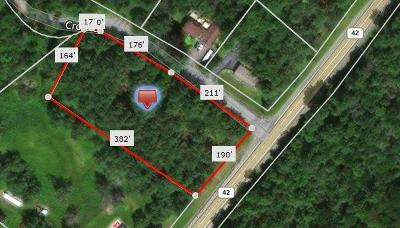 Residential Lots & Land For Sale: Route 42