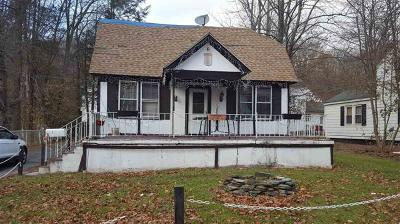 Monticello Multi Family 2-4 For Sale: 8 Cottage Street