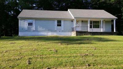 Fallsburg Single Family Home For Sale: 16 Pinewood Est 16 Pinewood Estates