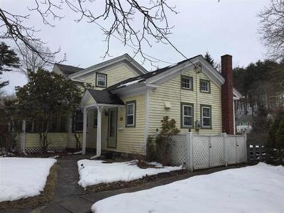 Callicoon Single Family Home For Sale: 108 Hortonville Main Street