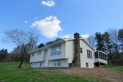 Hurleyville NY Single Family Home Sold: $219,900