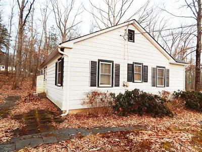Wurtsboro NY Single Family Home Sold: $49,000
