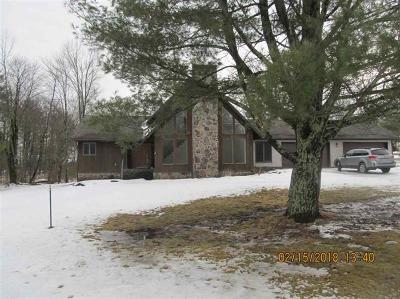 Liberty Single Family Home For Sale: 65/75 East Mongaup