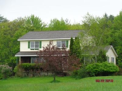 Callicoon NY Single Family Home Contract: $154,900