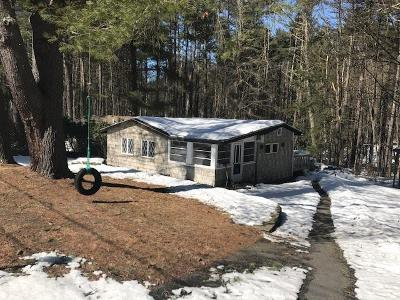 Single Family Home For Sale: 79 Hickory Lane