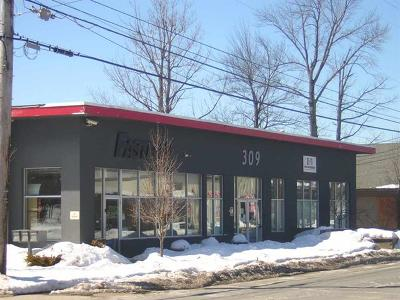 Monticello Commercial For Sale: 309 East Broadway
