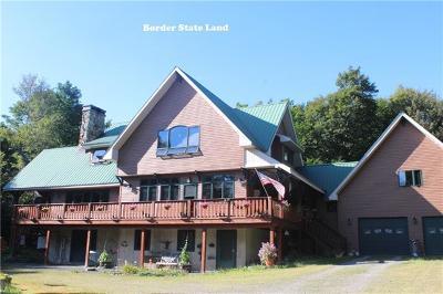 Livingston Manor, Roscoe Single Family Home For Sale: 373 Spring Brook Estates