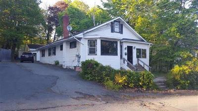 Monticello Multi Family 2-4 For Sale: 12 Smith