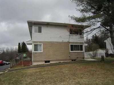 Monticello Multi Family 2-4 For Sale: 79 Wood Avenue