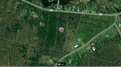 Bethel Residential Lots & Land For Sale: 5.1 Acres Briscoe Road