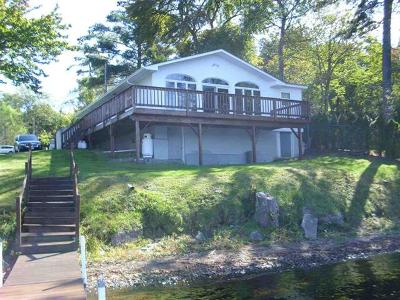 White Lake Single Family Home For Sale: 25 South Lewcy