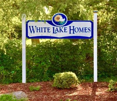 White Lake Single Family Home For Sale: 27 Hilltop Road