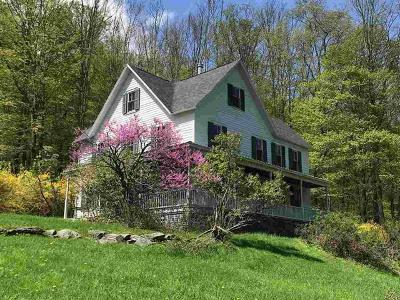 Callicoon Center NY Single Family Home For Sale: $585,000