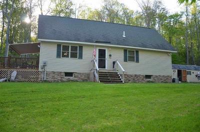Single Family Home For Sale: 185 Beaver Lake Road