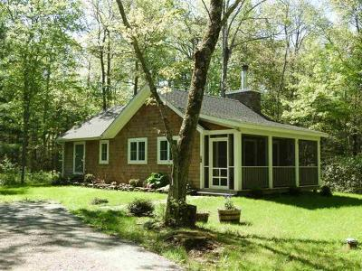 Barryville Single Family Home For Sale: 50 Rowley Road