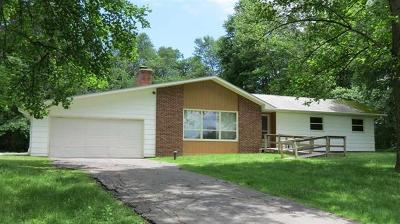 Single Family Home For Sale: 72 Co Road 25 (Aka Eckes Rd)