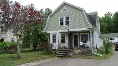 Single Family Home Sold: 6730 State Route 52