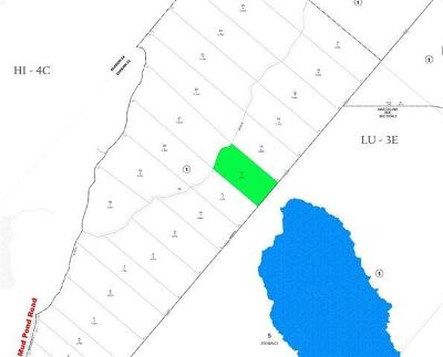Highland Lake Residential Lots & Land For Sale: 4a.-1-12 Mud Pond Road