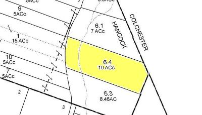 Delaware County Residential Lots & Land For Sale: Bonnie Brook Road