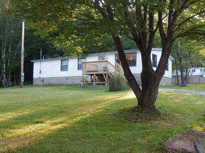 Woodridge NY Single Family Home For Sale: $119,000