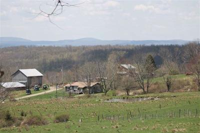 Delaware County Residential Lots & Land For Sale: 1659 John Deck Road